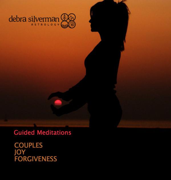 Couples Joy Forgiveness - Debra Silverman Guided Mediation