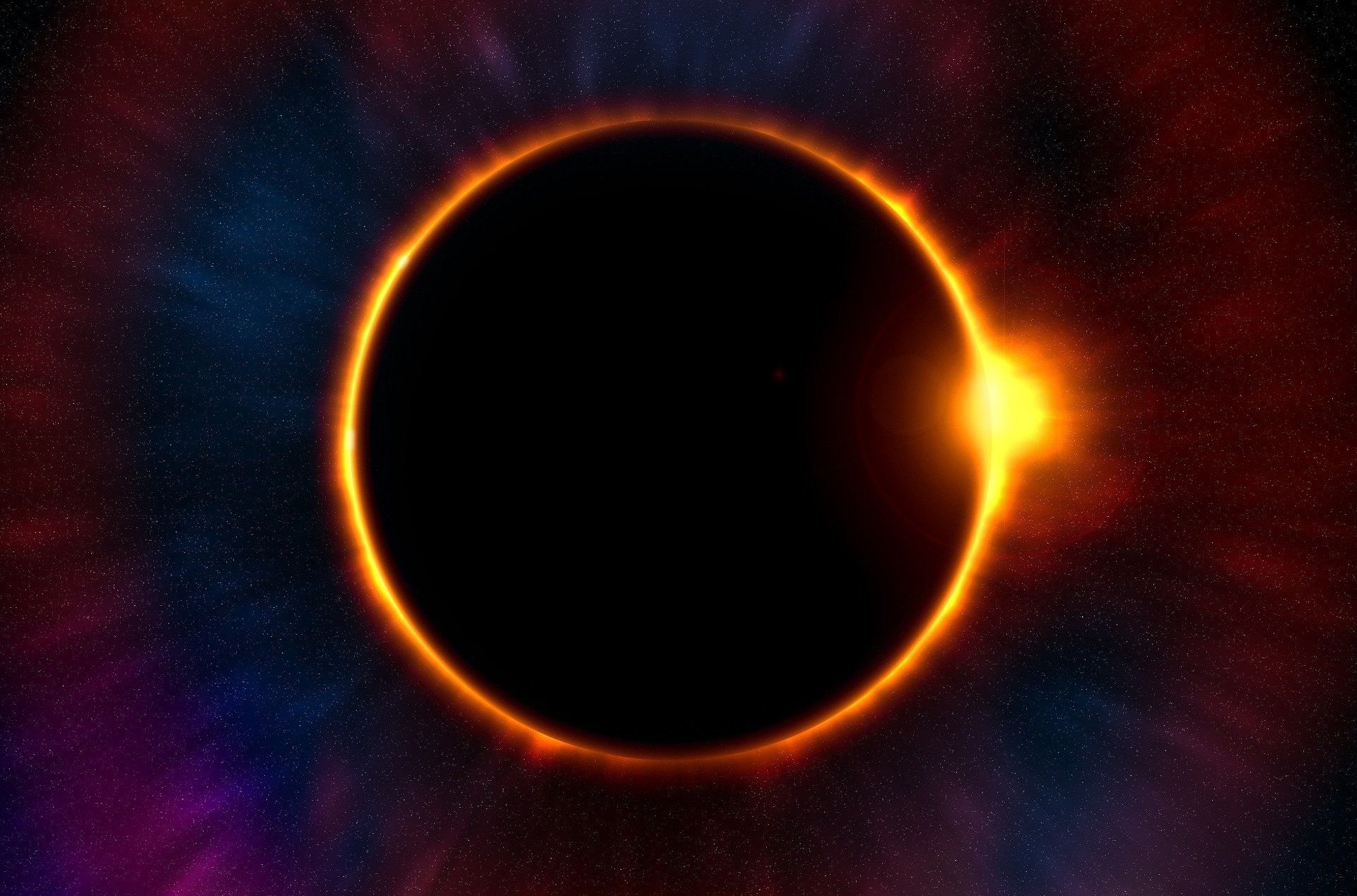 The King, Einstein, and an Eclipse