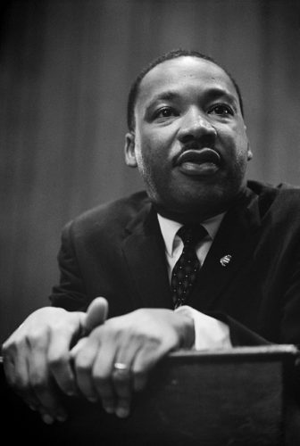 Black History Month and Martin Luther King, Jr: Speaking Truth to Power