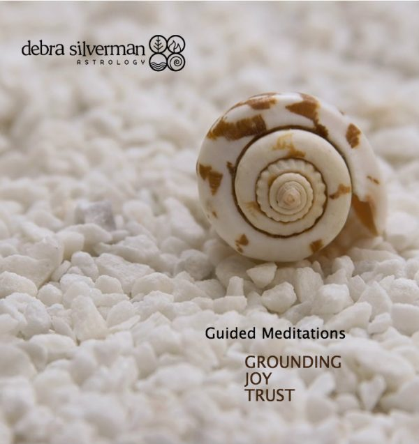 Grounding Joy Trust - Debra Silverman Guided Mediation