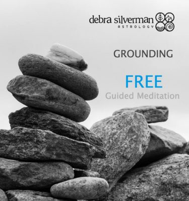 Grounding - FREE Debra Silverman Guided Mediation