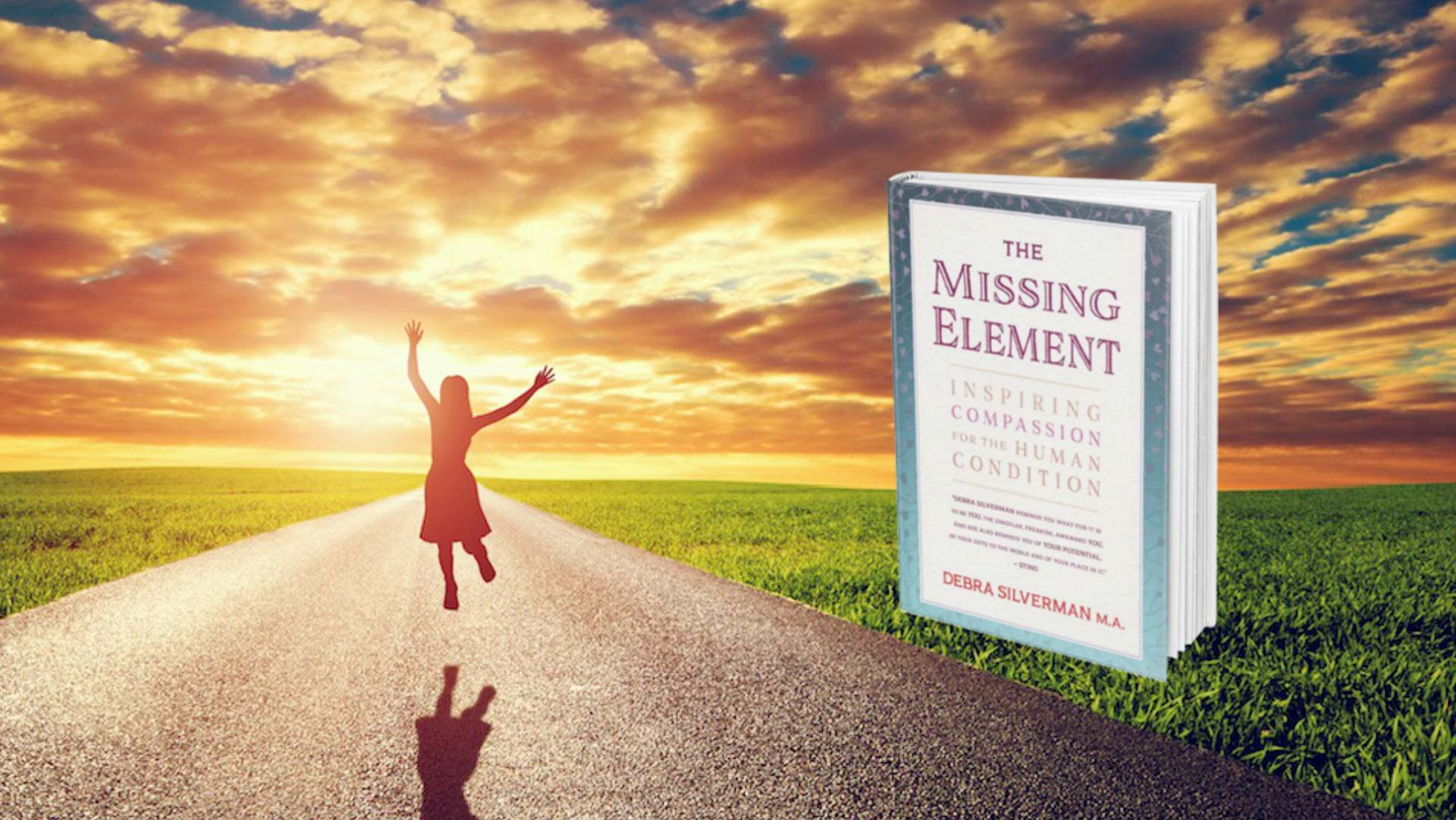 "The Good News and Bad News – An Excerpt from Debra's Book ""The Missing Element"""