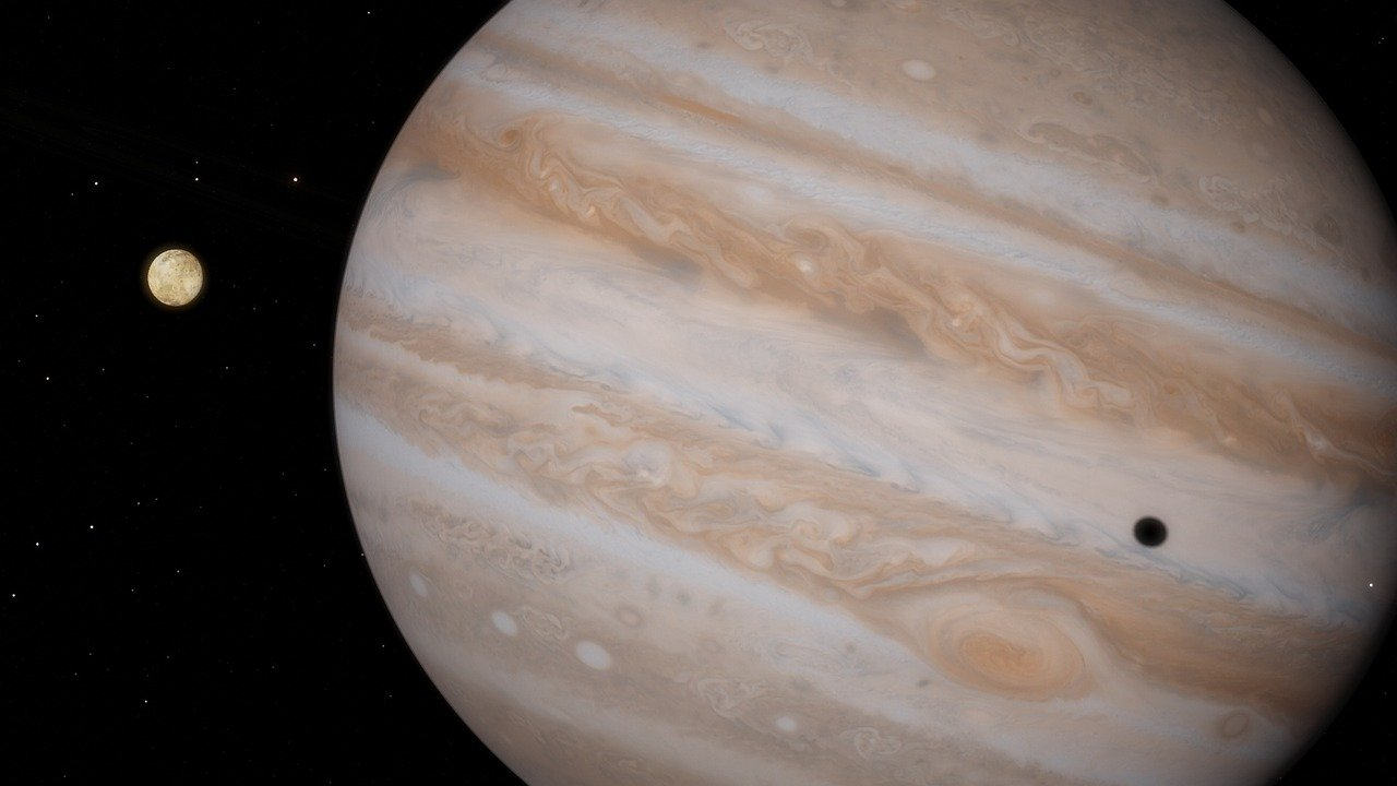 Be Like Jupiter: Funny, Lucky, and Larger Than Life