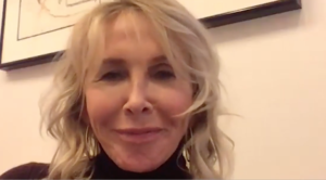 Trudie Styler Interview with Debra Silverman