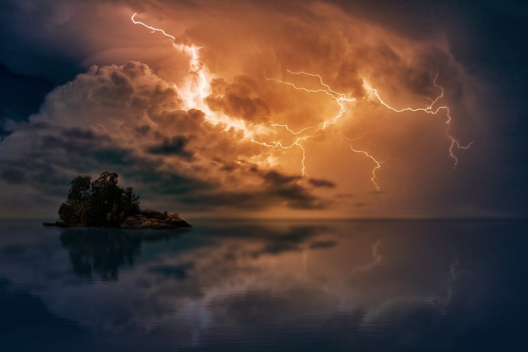 Scorpio/Taurus Full Moon: Be the calm in the storm