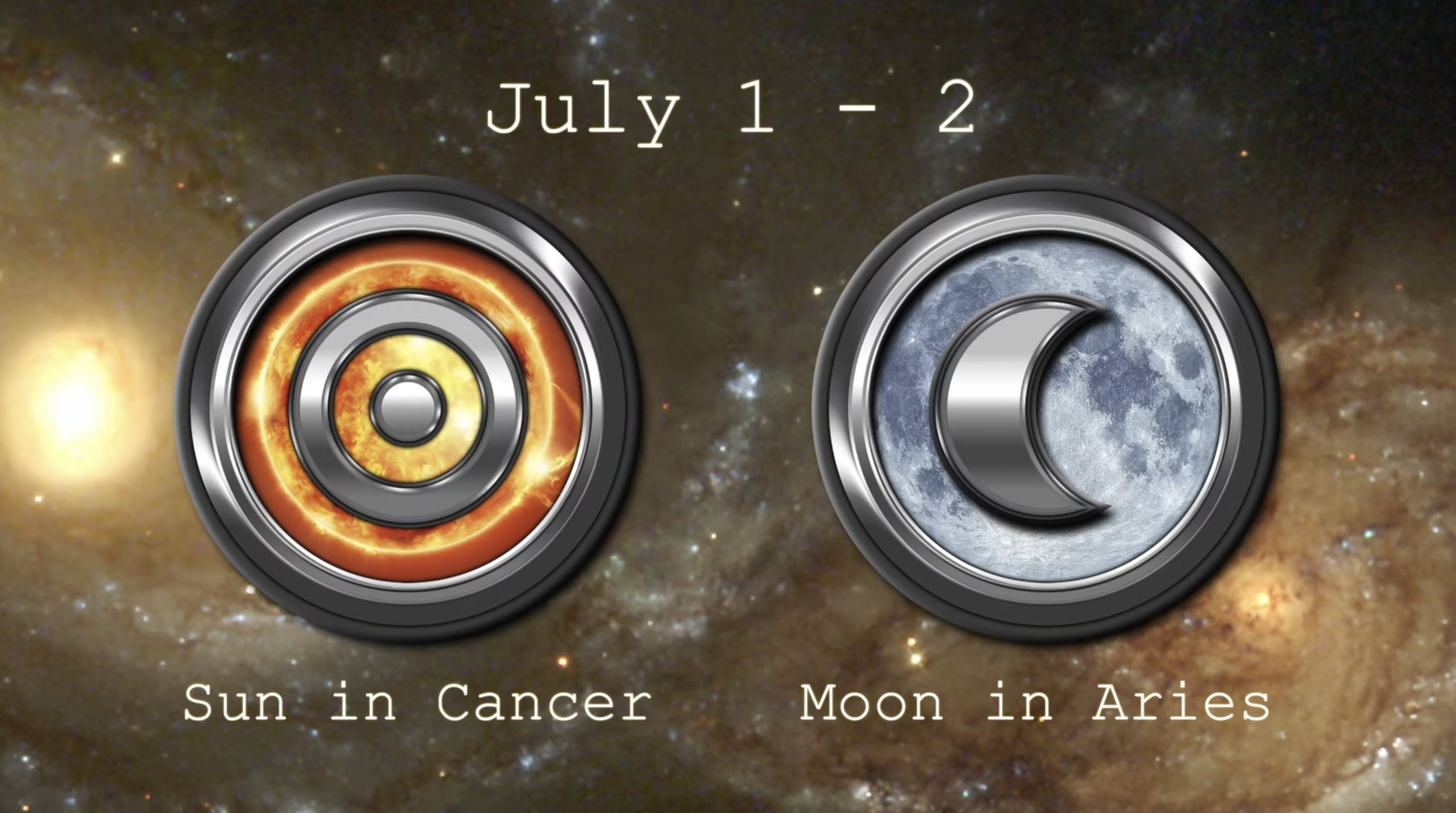 Daily Astrology Forecasts: Sun in Cancer/Moon in Aries