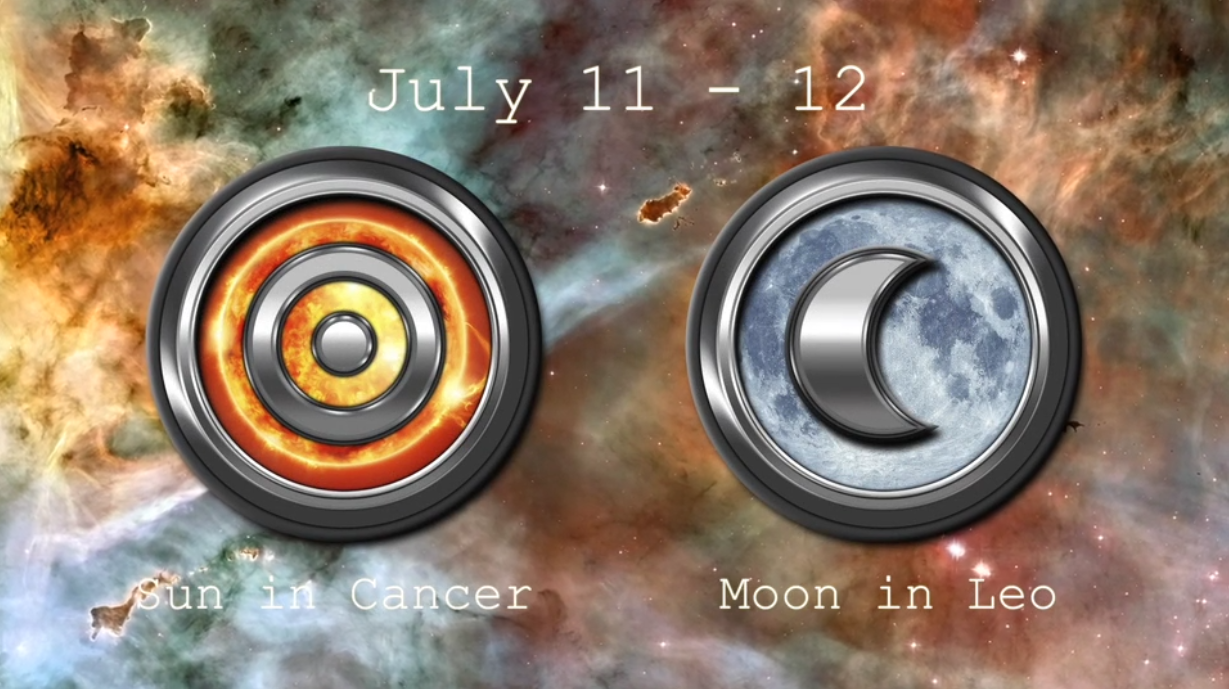 Daily Astrology Forecasts: Sun in Cancer/Moon in Leo