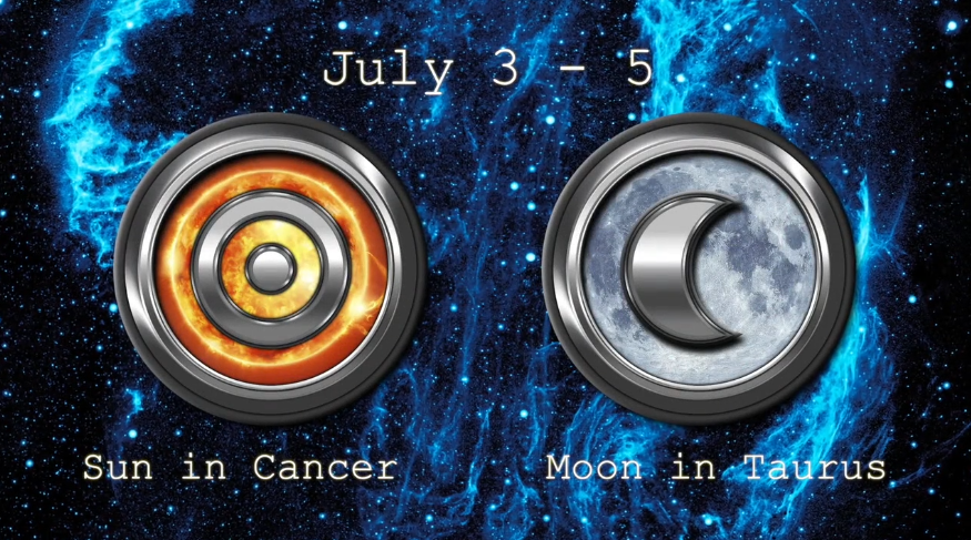 Daily Astrology Forecasts: Sun in Cancer/Moon in Taurus